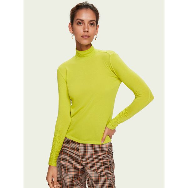 Scotch & Soda Tencel™ Women's Turtleneck