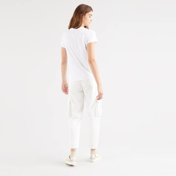 Levi's® The Perfect Tee-New Logo II White+