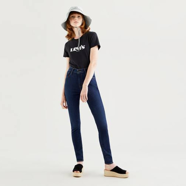 Levi's® The Perfect Tee-New Logo II Caviar