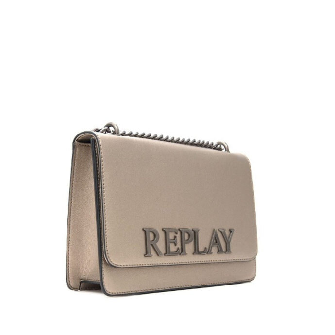 Replay Women's Crossover Bag Gold