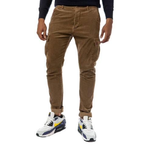 Brokers Men's Cargo Corduroy Pants