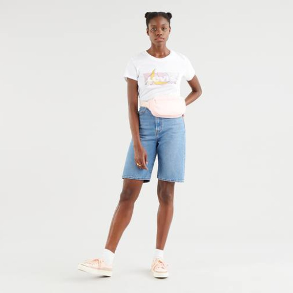Levi's® The Perfect Tee-Batwing Dreamy Fill White+
