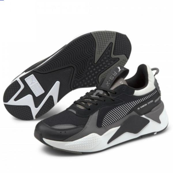 Puma RS-X Mix Black Castlerock Sneaker