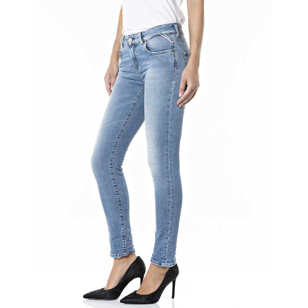 Replay Women's Faaby Slim-Fit Jeans