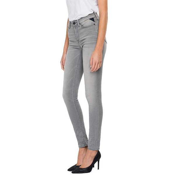 Replay High-Waist Skinny-Fit Luzien Jeans