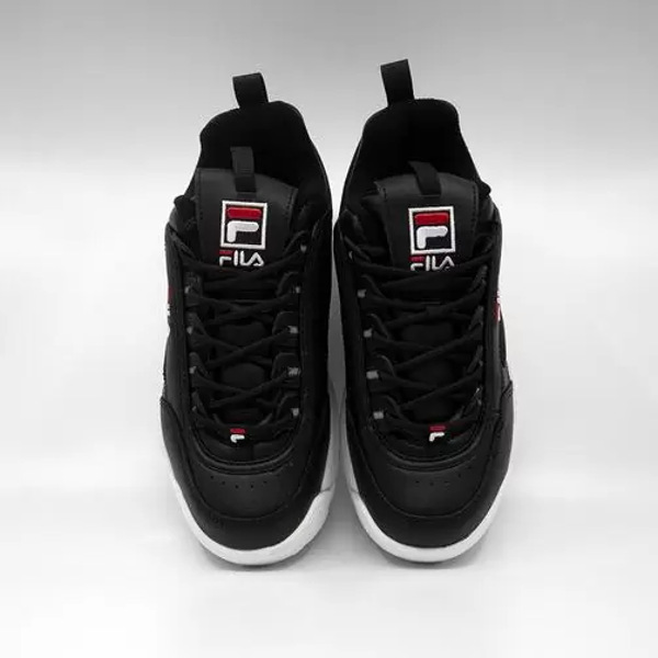 Fila Women's Sneakers Disruptor 2 Premium Black