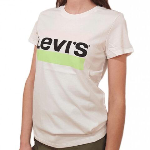 Levi's® The Perfect Tee - Sportswear 1.1 White+