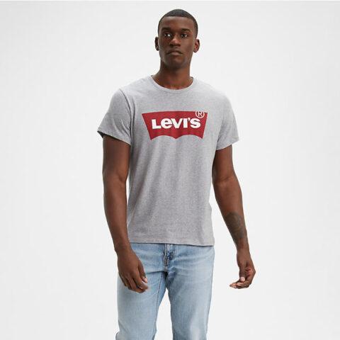 Levi's® Graphic Set In Neck - Graphic H215 Midtone