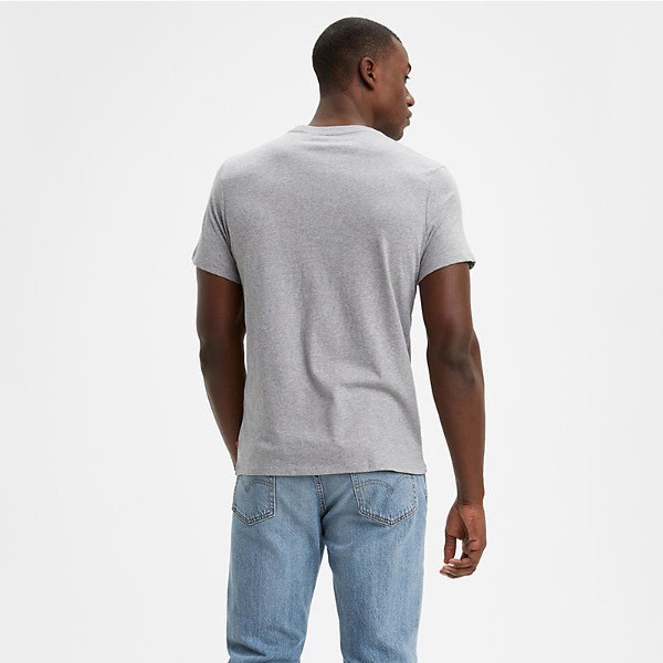 Levi's® Graphic Set In Neck - Graphic H215 Midtone