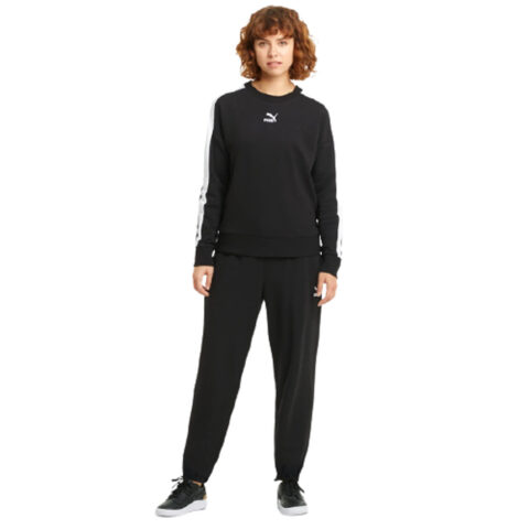 Puma Classics Relaxed Women's Sweatpants Black