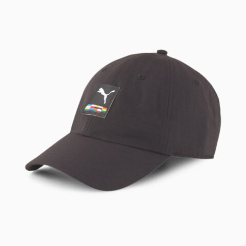 Puma International Cap Black
