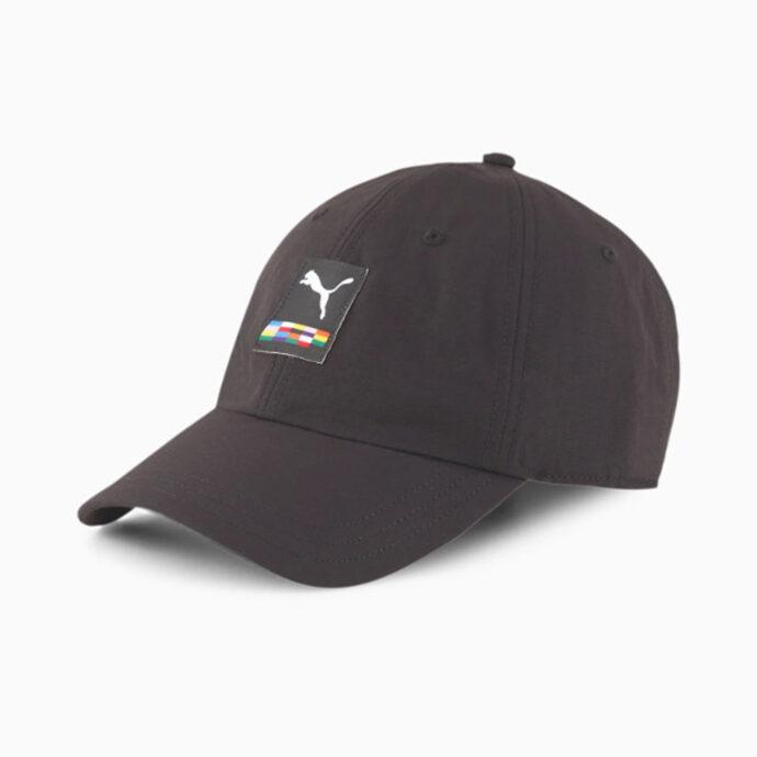 Puma International Cap Black