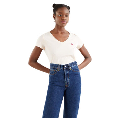 Levi's® Perfect VNeck - Scallop Shell
