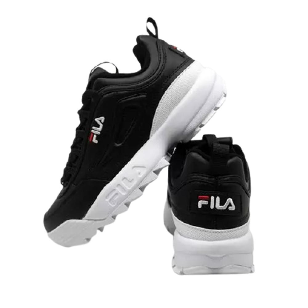 Fila Women's Sneakers Disruptor 2 Premium Black