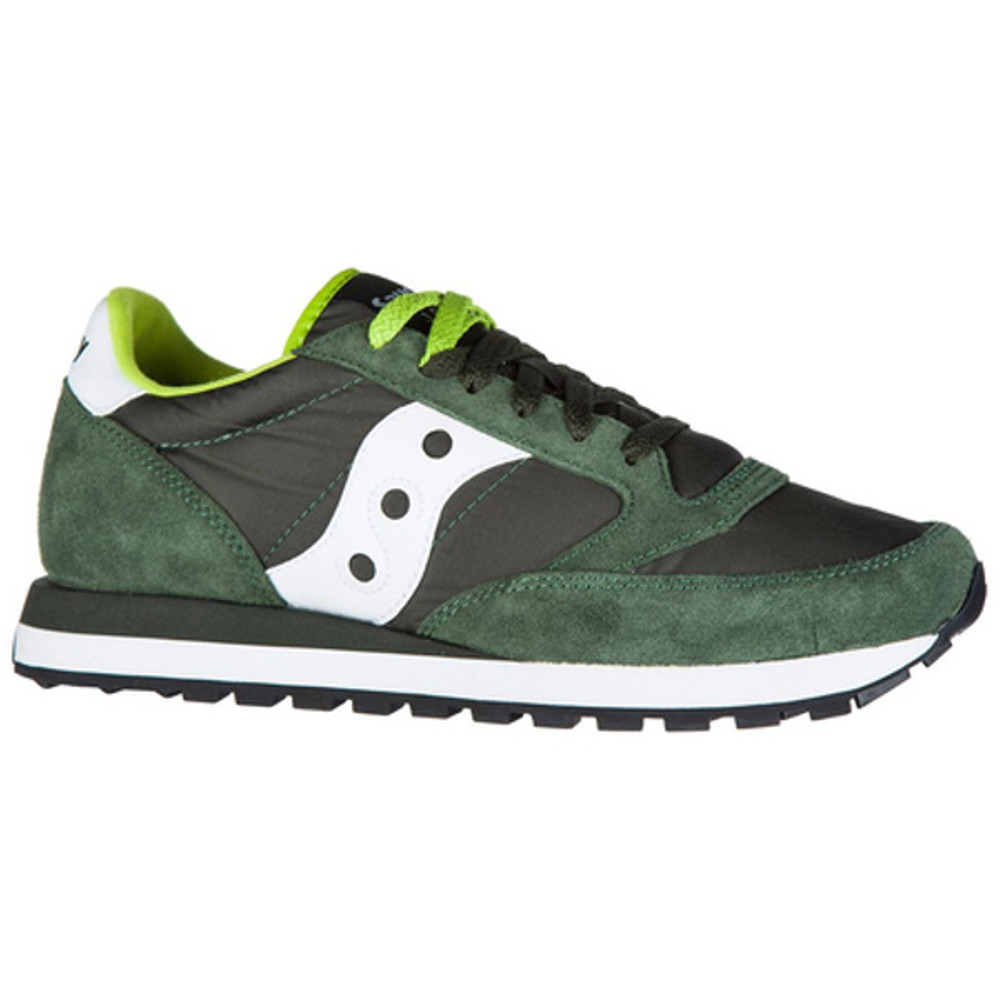 Saucony Men's Jazz O Sneakers Dark Green