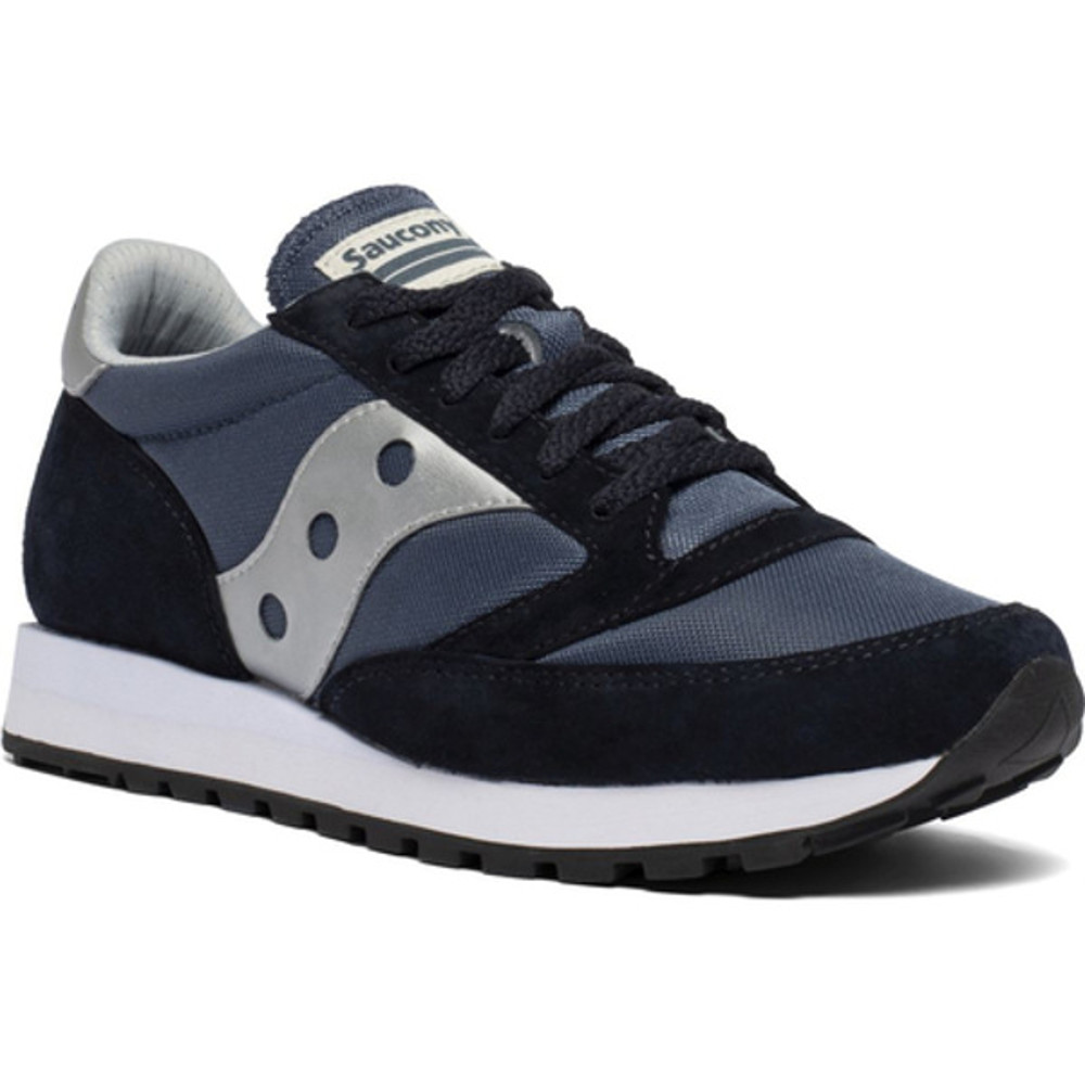 Saucony Men's Jazz 81 Sneakers Navy/Silver