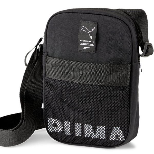 Puma Evoplus Compact Portable Bag Black