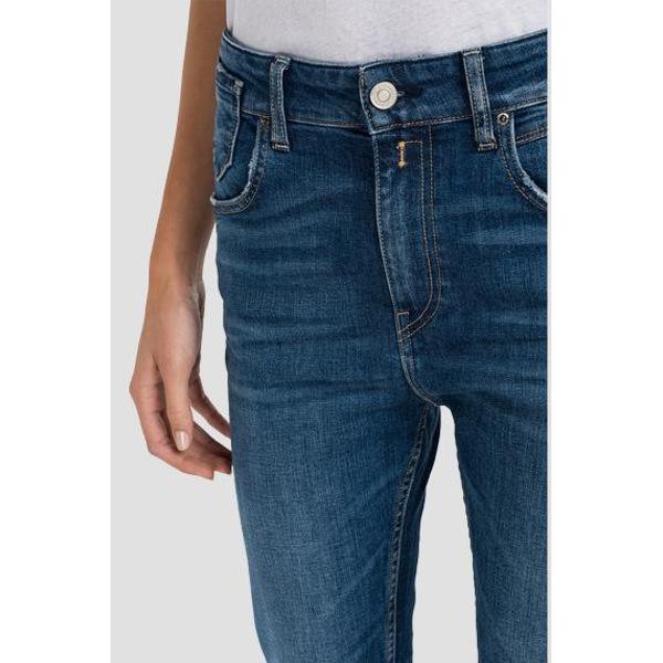 Replay Women's 573 Bio Boy-Fit Marty Jeans