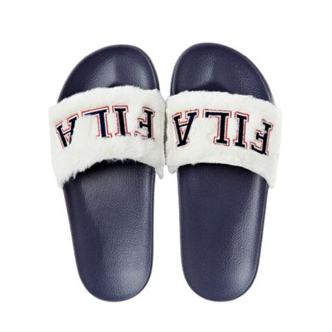 Fila Drifter Furry Collegiate Women's Sandals