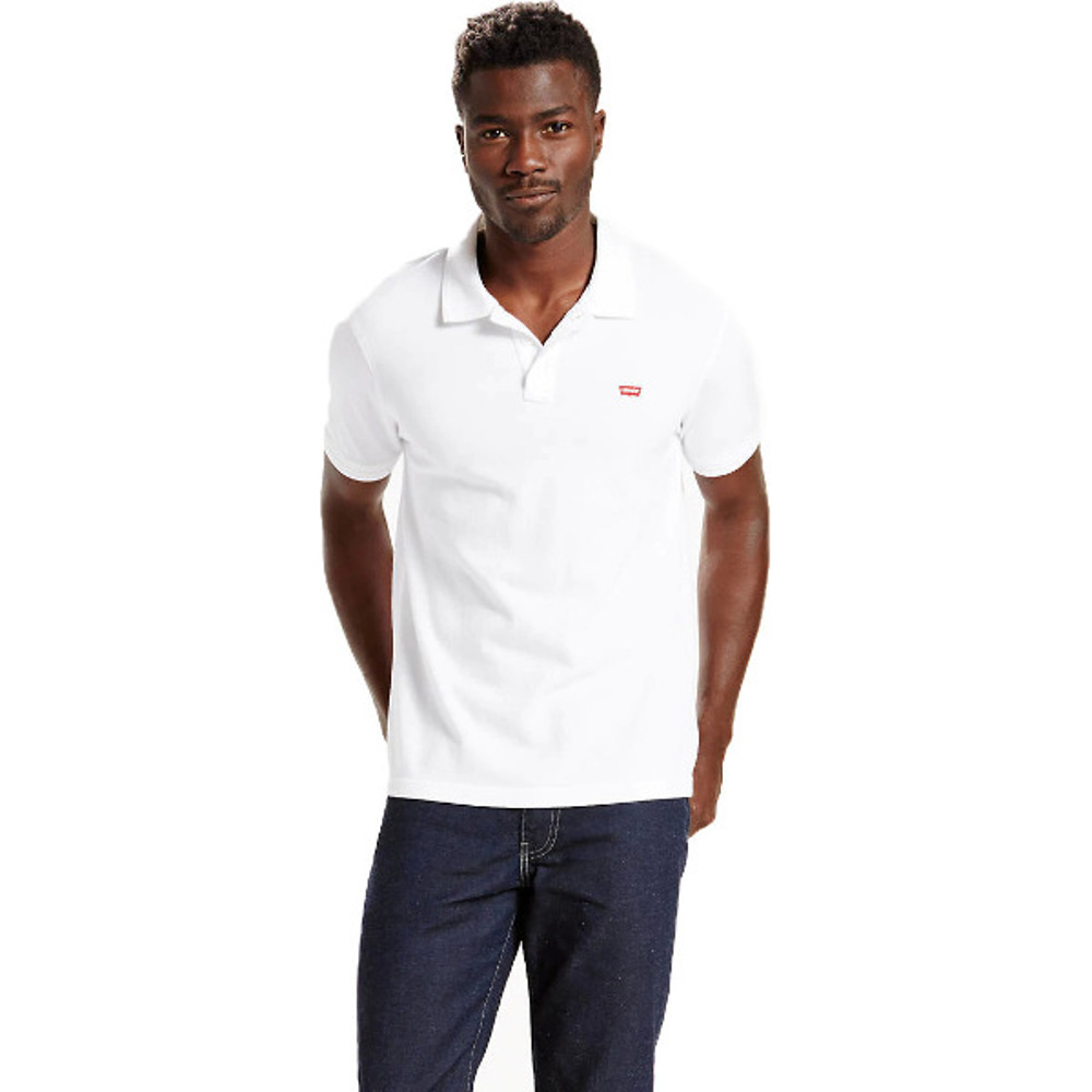 Levi's® Housemark Polo - White +