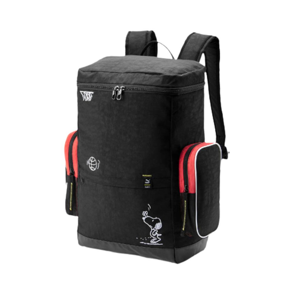 PUMA x PEANUTS Backpack Black