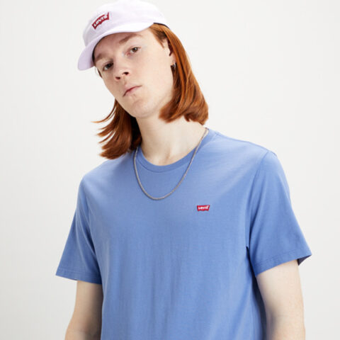 Levi's® SS Original HM Tee - Colony Blue