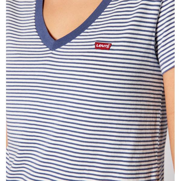 Levi's® Perfect Vneck - Annalise Stripe