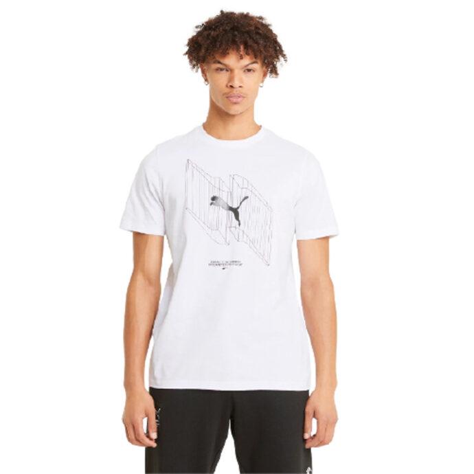 Puma Avenir Men's Tee White