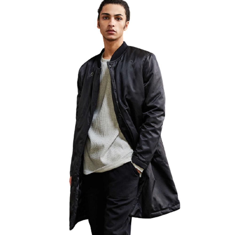 Cheap Monday Tucked Coat Black