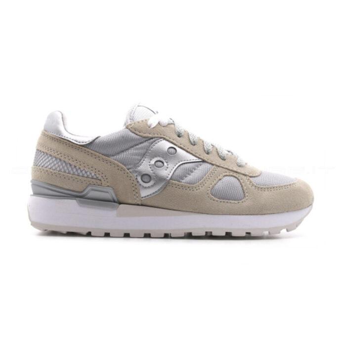 Saucony Shadow Original Women's Sneakers Wht/Gr/Sil