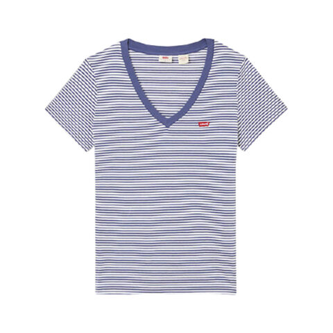 Levi's® Perfect Vneck - Annalise Stripe