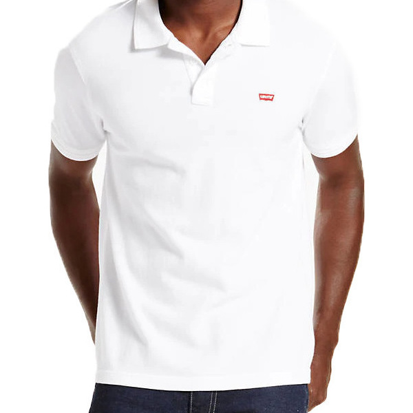 Levi's® Housemark Polo - White +