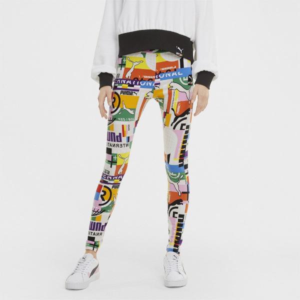 Puma International Printed Women's Legging