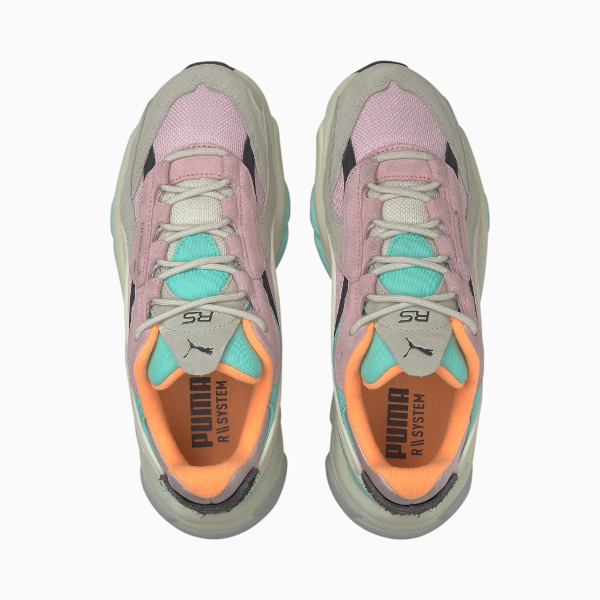 Puma Women's RS-Connect Drip Gray Violet