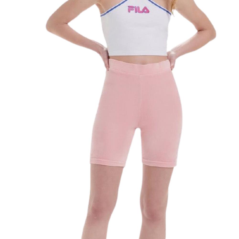 Fila Women's Iris Diamante Bike Short Pink