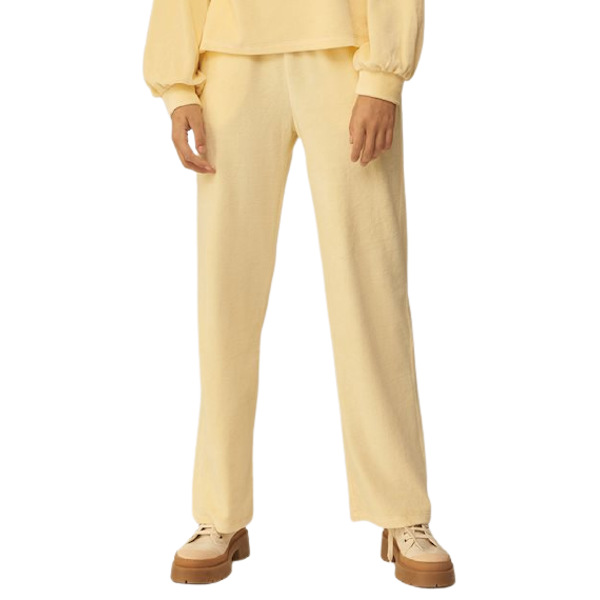 MbyM Sweta Women's Velvet Pants Yellow