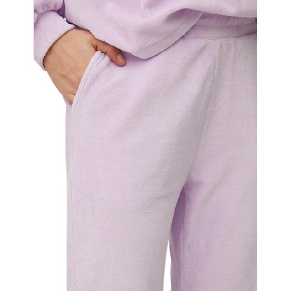 MbyM Sweta Women's Velvet Pants Lavender