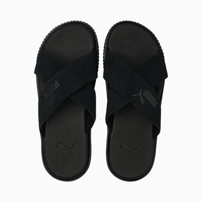 Puma Women's Platform Suede Women's Sandals