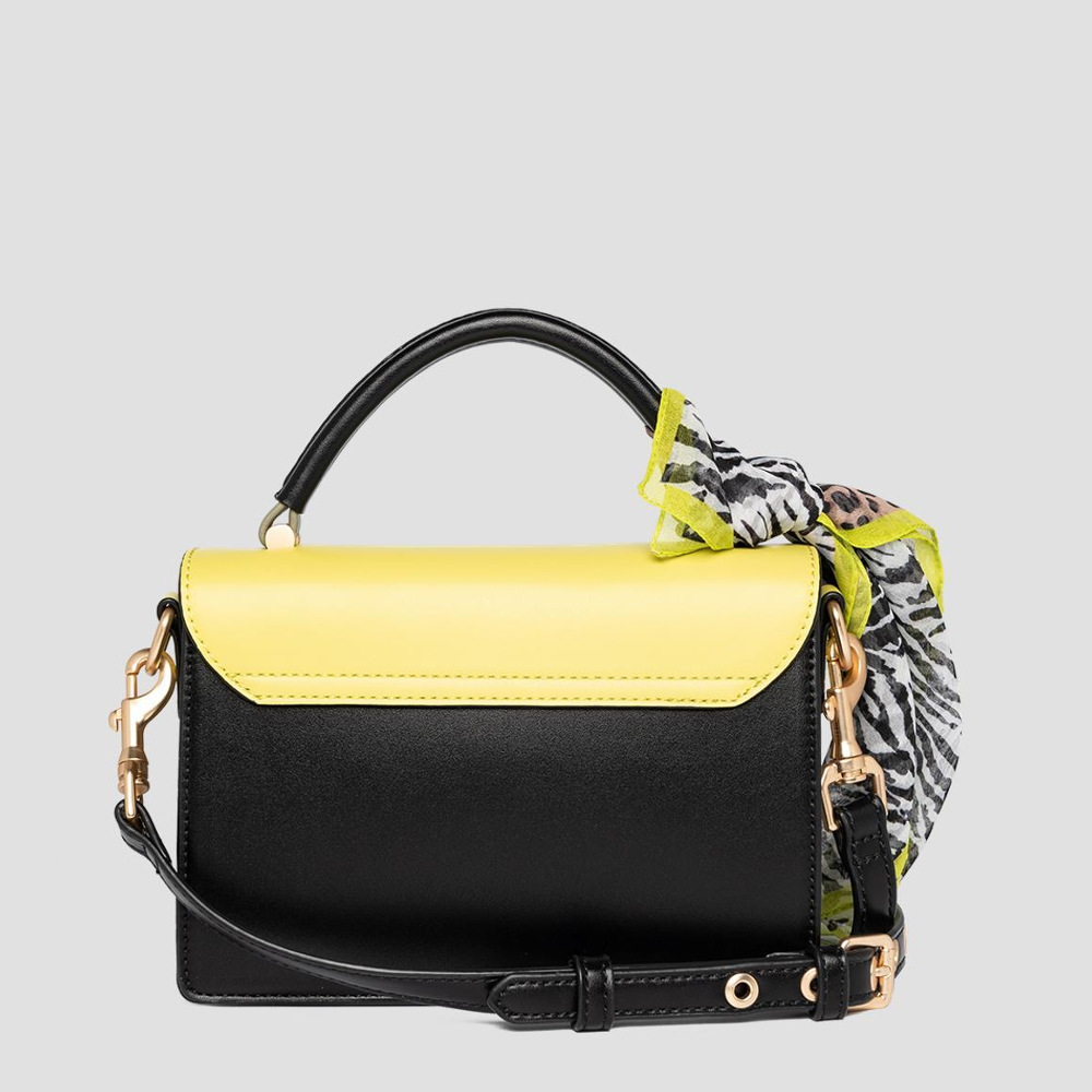 Style: W3107.000.A0157A Color: BLCK- IRON GRE - LT YELLW GREE