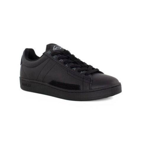 Replay Men's CLASSIC BASE Black Sneakers