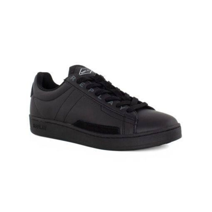 Replay Men's CLASSIC BASE Black Sneakers