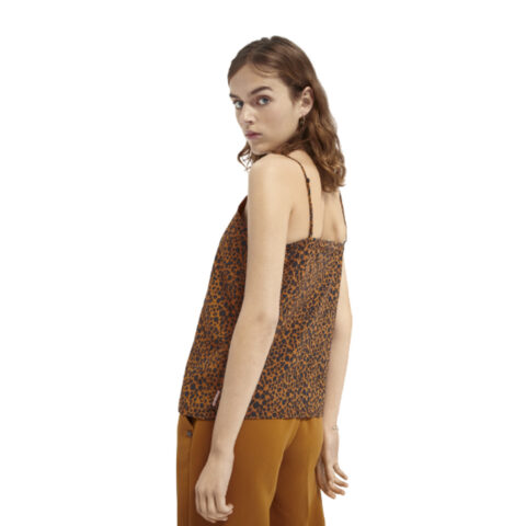 Scotch & Soda Women's Cotton-blend camisole