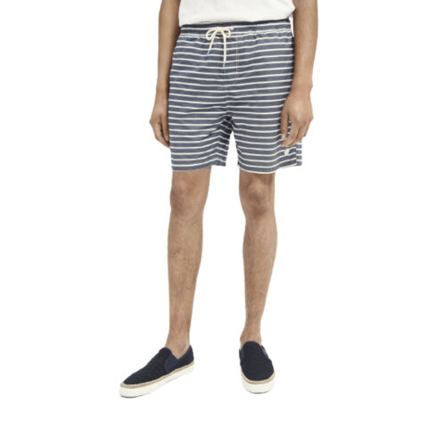 Scotch & Soda Men's Recycled Swim Short