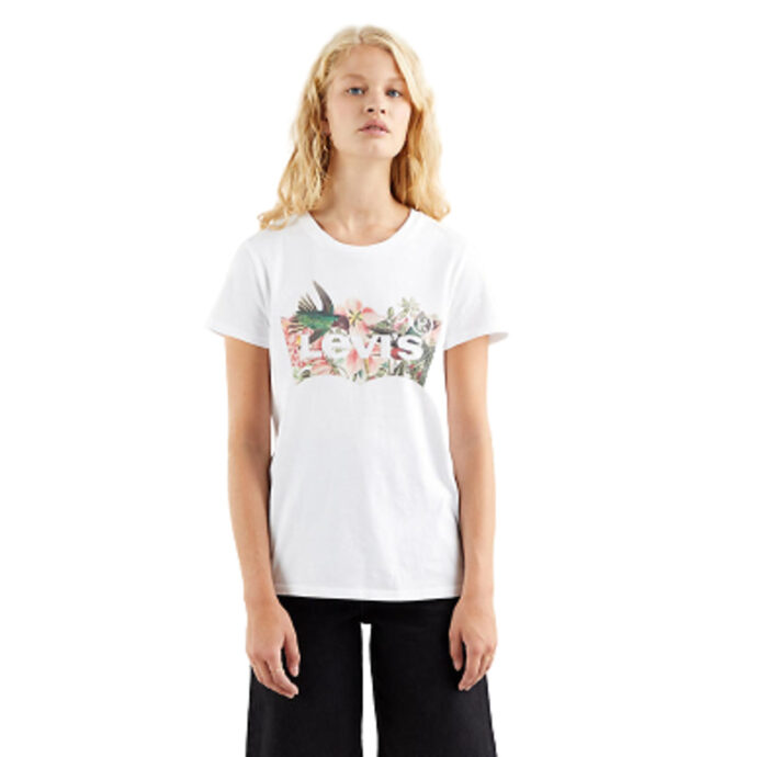 Levi's® The Perfect Tee-Batwing Fill Women's