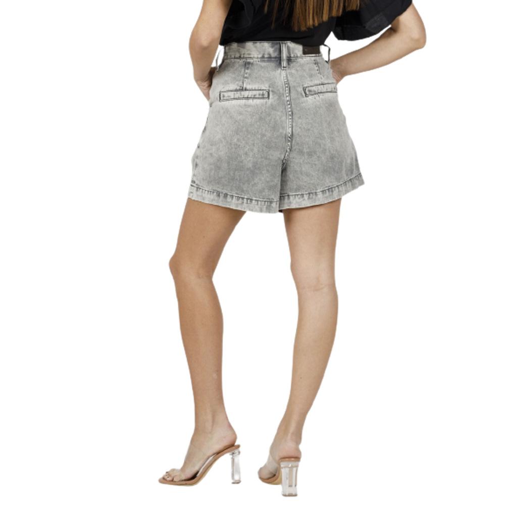 Staff Ralita Women's Jeans-Short Grey