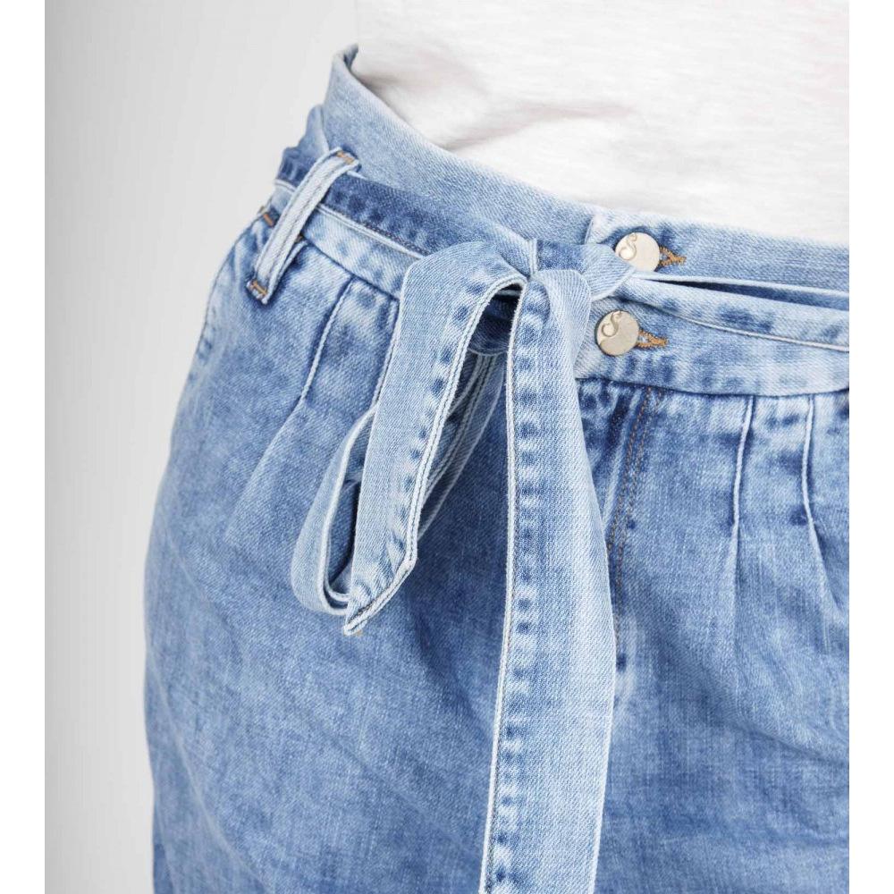 Staff Women's Blue Jeans Ralita
