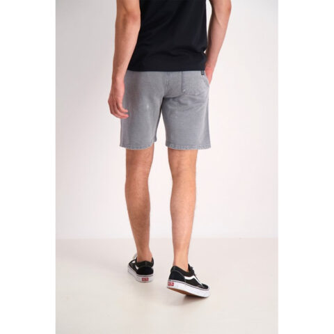 Men's Cotton Sweat/Shorts Relaxed/Fit Grey