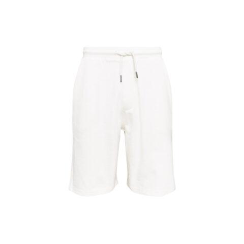 Men's Short Sweatpants Off White