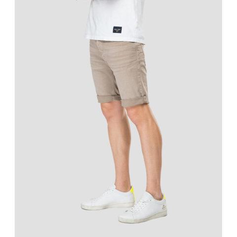 Replay RBJ.901 Denim Bermuda Men's Shorts
