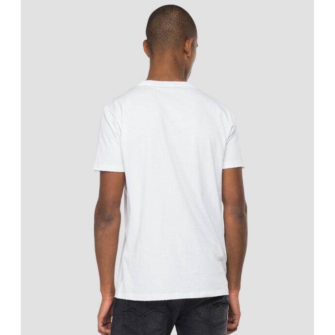 Replay Men's CREWNECK T-Shirt Not-Ordinary-People